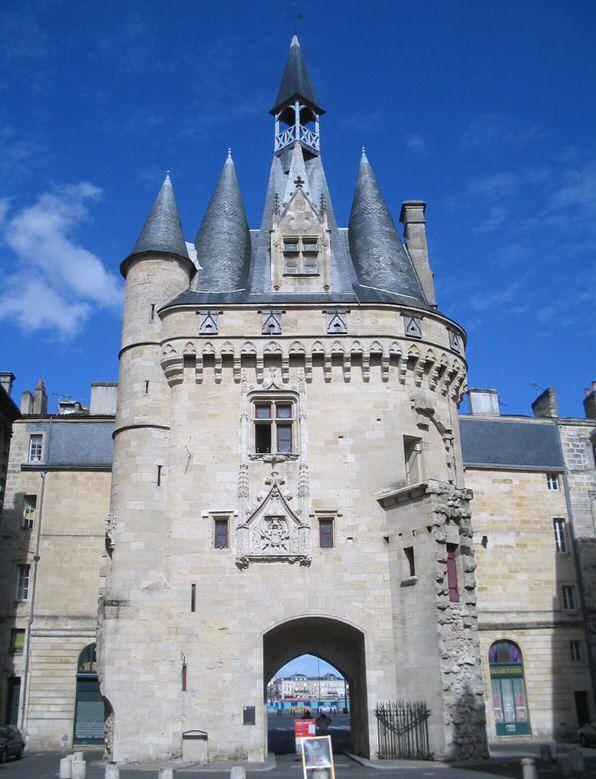Porte cailhau bordeaux for Porte cailhau