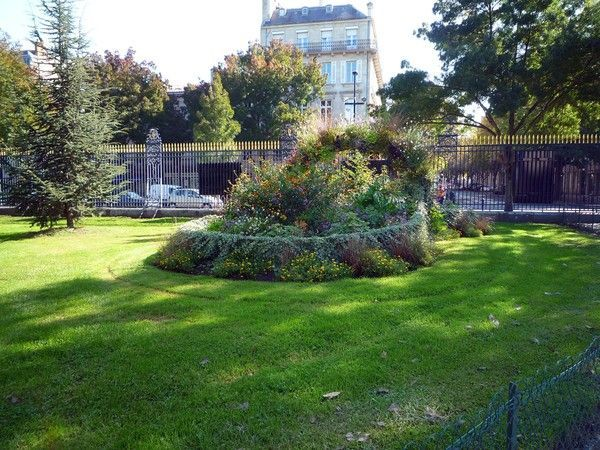 Photo du jardin public de bordeaux for Jardin public
