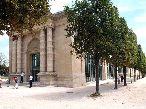 Photo de l 39 orangerie jardin des tuileries paris for Jardin orangerie