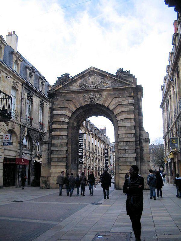 Rue Porte Dijeaux Bordeaux