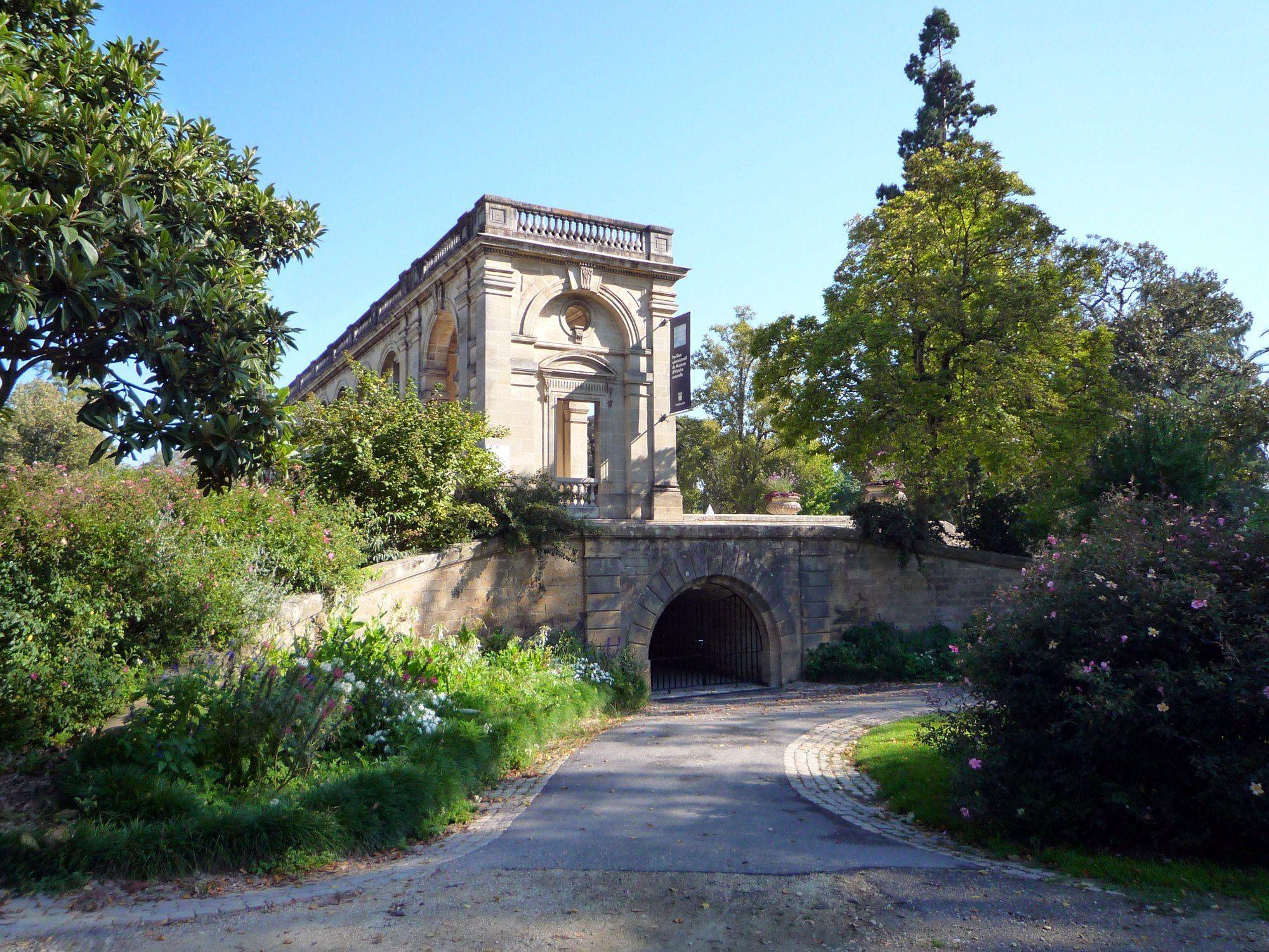 Photo du jardin botanique du jardin public for Jardin public 78